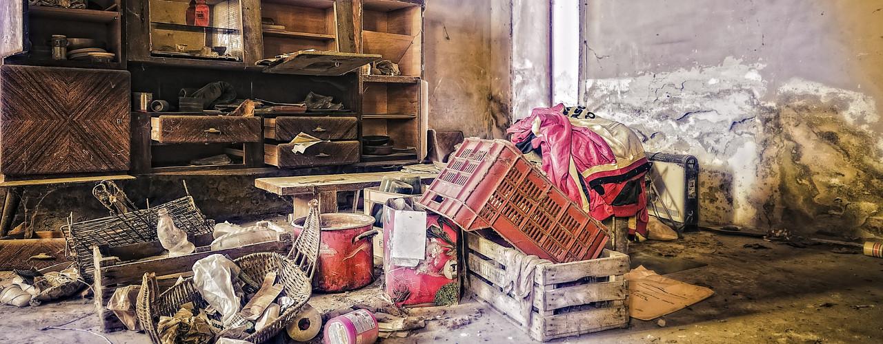 Nettoyage difficiles, syndromes de Diogène